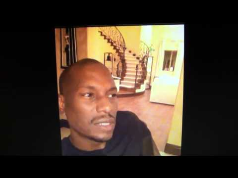 tyrese gibson speaking of paul walker