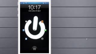 Atom Personaliza tu lockscreen con las aplicaciones que quieras IPhone