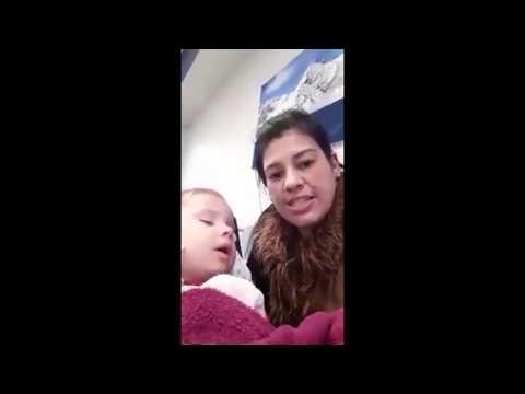 Caso Valentina: médicos americanos descartam tratamento