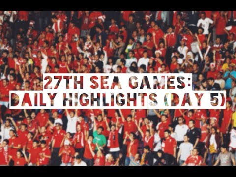 27th SEA Games: Daily Highlights (Day 5)