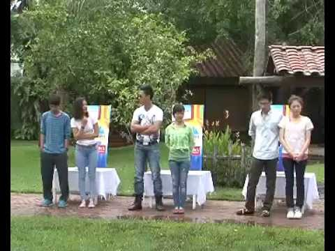 12 Cá Tính Lên Đường Xuyên Việt Vượt Dặm Cùng Sao 2012 _Tập 11_TP. Hồ Chí Minh