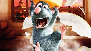 ᴴᴰ Ratatouille 3D The Movie Disney Pixar Game