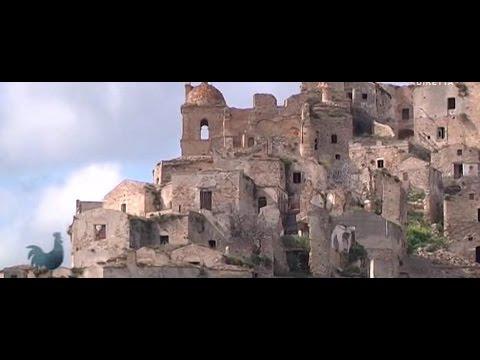 La storia del cinema a Matera, la città fantasma di Craco
