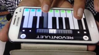 Tum Hi Ho  'Aashiqui 2' Mobile Piano