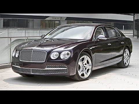 2014 Bentley Flying Spur UK Launch. TheChauffeur.com discovers the changes