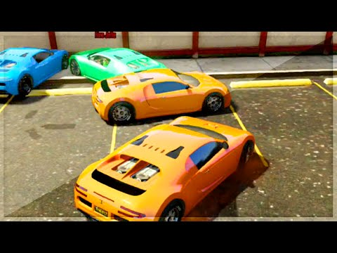 The Jelly Car Prank (GTA 5 Funny Moments)  YouTube