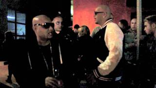 "Fat Joe ""Another Round"" Wrap-Up Party With Chris Brown"