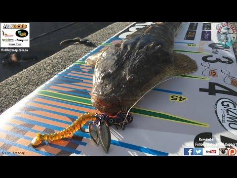 Fish That Snag - Rush, Hop Lure Retrieve