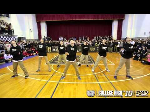 HIP HOP Audition A05 輔仁大學 | 20141206 College High Vol.10 最終戰