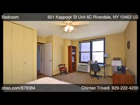 601 Kappock St Unit 6C Riverdale NY 10463 - Chintan Trivedi - REMAX In The City
