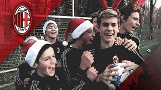 #ACMXmas – Youth Sector Christmas   AC Milan Official