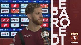 Ansaldi a Torino Channel