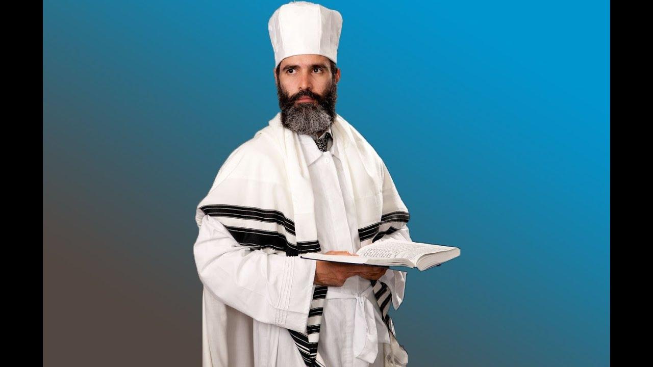 Yom kippur Kol nidre prayer Cantor Avraham Feintuch כל ...