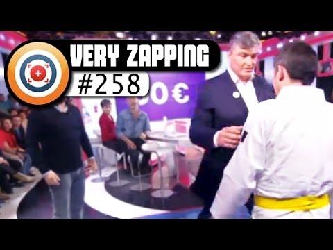 David Douillet se bat chez Hanouna, des salariés choisissent leurs vacances... Veryzapping #258