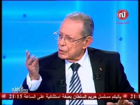 حامد القروي : يجب الإنصهار بين الأحزاب الدستورية