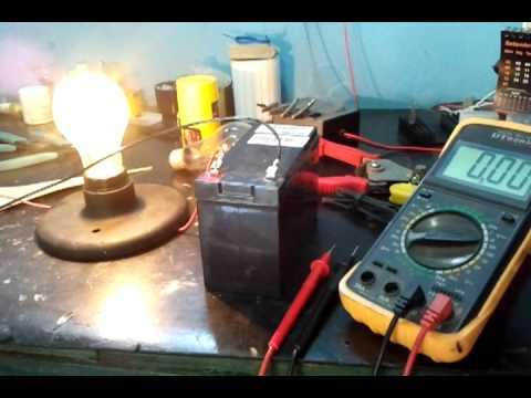 Tonella - carregador de bateria caseiro 4/5