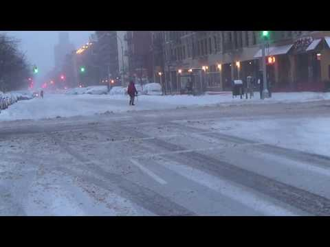 Update: Travel Stalls As Snow Storm Hit North-East Coast Of United States Jan3,14--RepublicReporters
