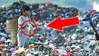 10 MOST EXPENSIVE OBJECTS FOUND IN THE DUMP SITE