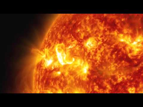 NASA Captures Solar Flare