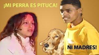 """Mi Perra Es Pituca Vs """"El Ni Mergas"""" ¡Duelo Autotune"""