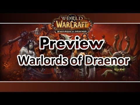 BlizzCon 2013 - WoW - Warlords of Draenor Preview [german]