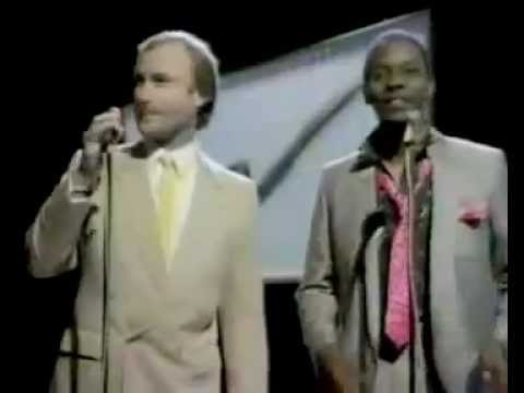 Phil Collins and Philip Bailey  Easy Lover (Official Music Video 1984)