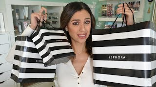 This didn't need to happen.... A SEPHORA HAUL feat Holiday Giftsets | #NoRagrets