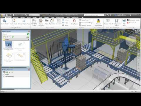 Autodesk Factory Design Suite 2013