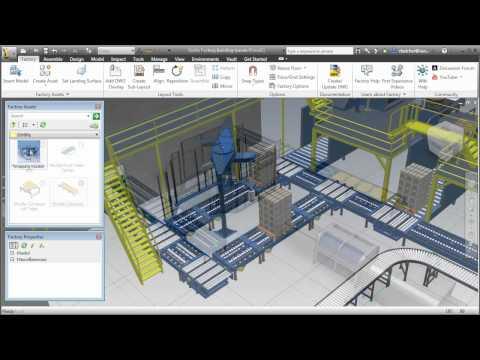 Autodesk Factory Design Suite 2013