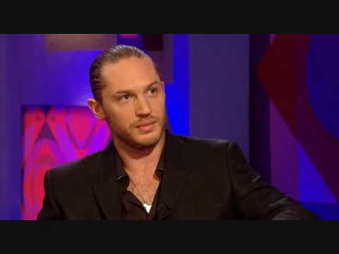 (HQ) Tom Hardy on Jonathan Ross 2010.06.18 (part 1)