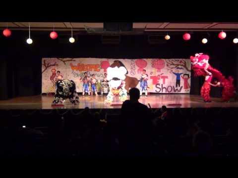 Tet Show @ YBHS, VSA, BKT Lion Dance