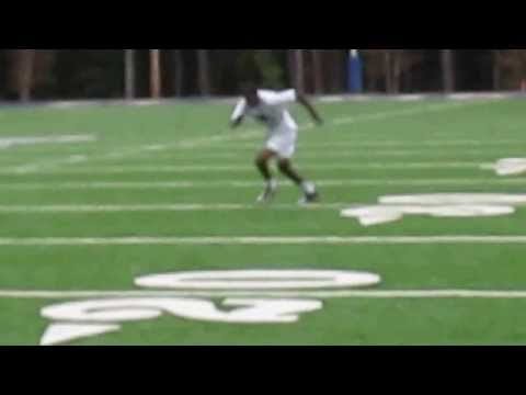 Shaquille Warner Elite Talent Football Academy (Post Corner )