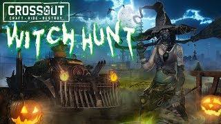 Crossout - Witch Hunt Trailer