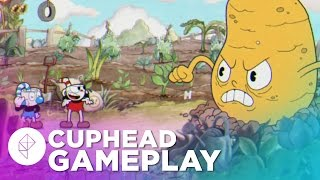 Cuphead - 11 Minutes of Gameplay