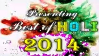 Best Of Bhojpuri Holi Video Songs 2014 [ Sexy & Hot Holi