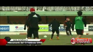 Milanello 13-02-2012 [Part 2]