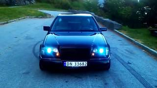 Mercedes-Benz W124 300CE Tuning