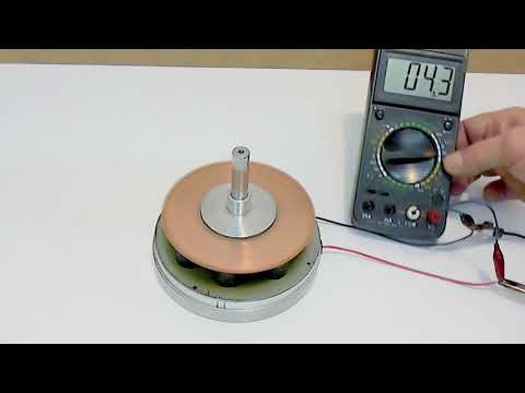 Electric Motor Pancake