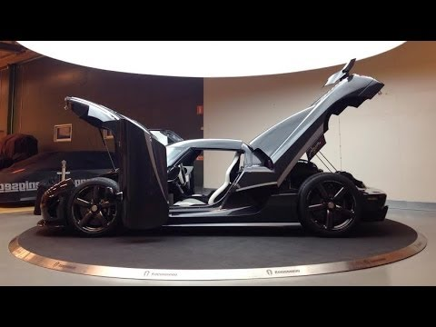 Ultra HD: Clearcoated Koenigsegg Agera R in detail- presented by Samsung