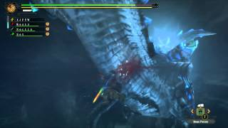 US First? Monster Hunter 3 Ultimate Abyssal Lagiacrus Kill