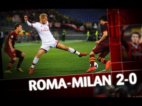 AC Milan | Roma-Milan 2-0 Highlights
