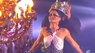 DWTS 18 WEEK 8 : Danica McKellar And Val ~ Tango