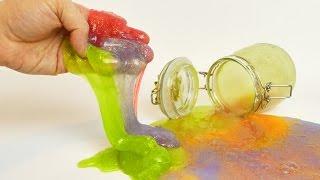 Rainbow in a Jar!