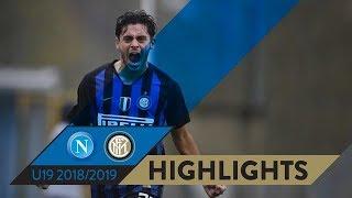 NAPOLI 0-2 INTER | PRIMAVERA HIGHLIGHTS | A goalless draw against the Blucerchiati