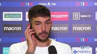 #LazioAtalanta | Danilo Cataldi nel post partita