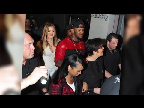 What was Khloe Kardashian Smoking in a Nightclub?