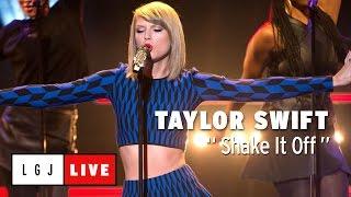 Taylor Swift - Shake It Off - Live du Grand Journal