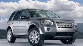 2008 Land Rover LR2 - Drive Line Review - CAR and DRIVER videos