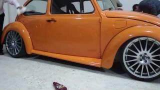 volkswagen bocho negro modificado  asg transformer riders vea mas  de modificado