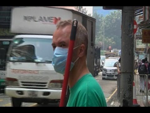 Hong Kong Air Pollution Hits Record High for 2013